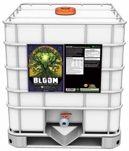 Emerald Harvest Bloom 270 Gal/1022 L (Freight Only) - 1
