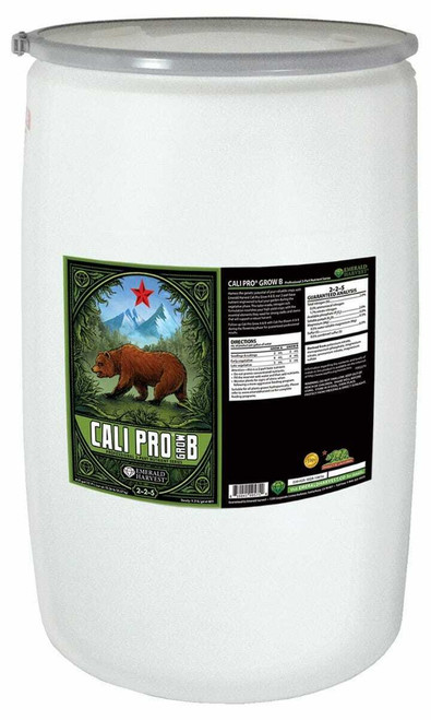 Emerald Harvest Cali Pro Grow B 55 Gal/ 208 L (Freight Only) - 1