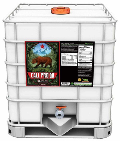 Emerald Harvest Cali Pro Bloom A 270 Gal/1022 L (Freight Only) - 1
