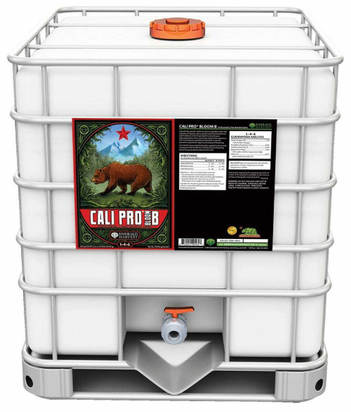 Emerald Harvest Cali Pro Bloom B 270 Gal/1022 L (Freight Only) - 1