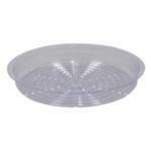 Gro Pro Premium Clear Plastic Saucer 10 in  Must buy 50 - 1