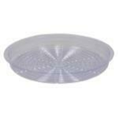 Gro Pro Premium Clear Plastic Saucer 12 in  Must buy 50 - 1