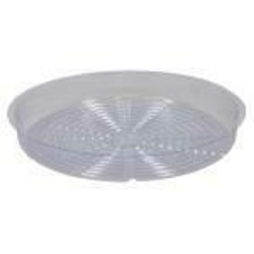 Gro Pro Premium Clear Plastic Saucer 14 in  Must buy 25 - 1