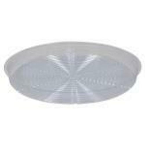 Gro Pro Premium Clear Plastic Saucer 18 in  Must buy 25 - 1