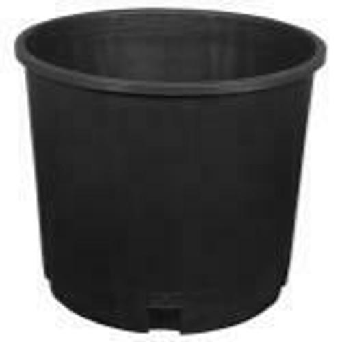 Gro Pro Premium Nursery Pot 5 Gallon Squat - 1