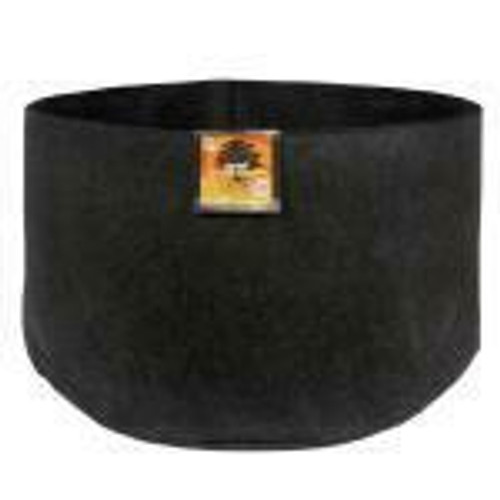 Gro Pro Essential Round Fabric Pot - Black 100 Gallon - 1