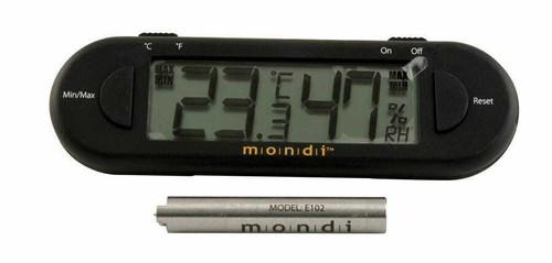 Mondi Mini Greenhouse Thermo-Hygrometer - 1