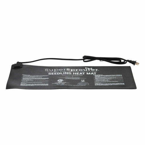 Super Sprouter Seedling Heat Mat 10 in x 21 in - 1