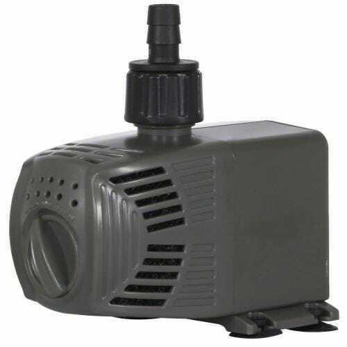 EcoPlus Adjustable Water Pump 291 GPH - 1