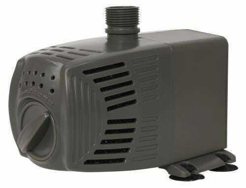 EcoPlus Adjustable Water Pump 793 GPH - 1