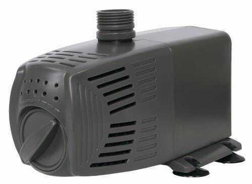 EcoPlus Adjustable Water Pump 1110 GPH - 1