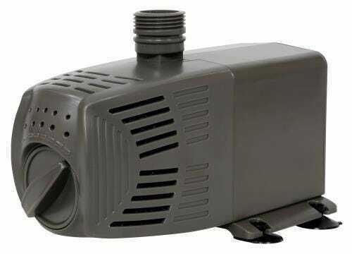 EcoPlus Adjustable Water Pump 1269 GPH - 1