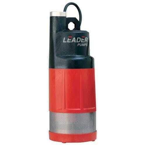 Leader Ecodiver 750 - 1/2 HP - 1560 GPH - 1