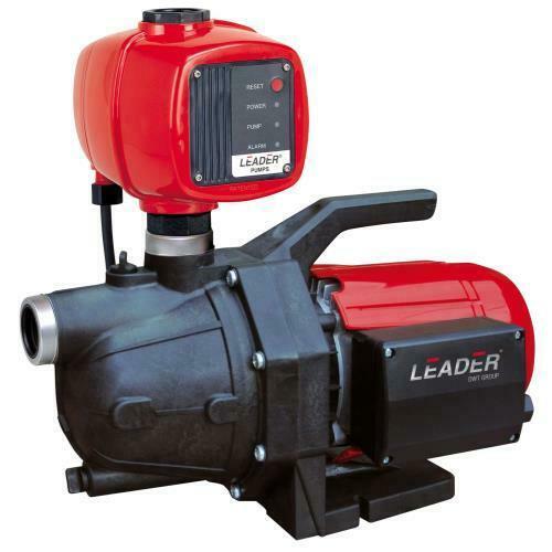 Leader Ecotronic 110 1/2 HP Jet Pump - 960 GPH - 1
