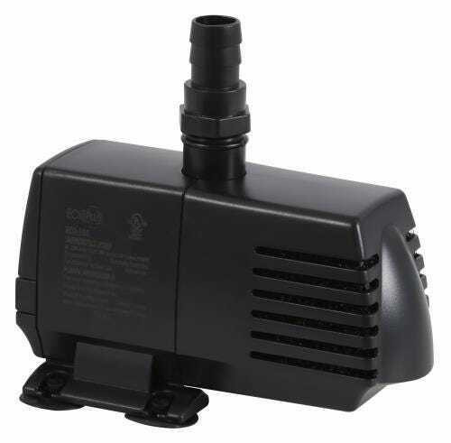 EcoPlus Eco 396 Fixed Flow Submersible/Inline Pump 396 GPH - 1