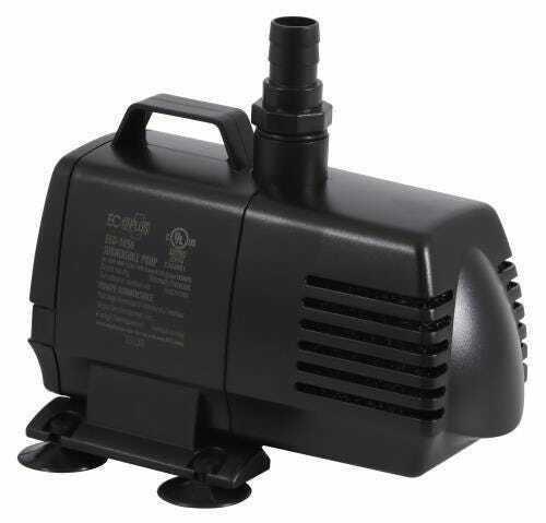 EcoPlus Eco 1056 Fixed Flow Submersible/Inline Pump 1083 GPH - 1