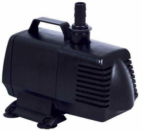 EcoPlus Eco 1584 Fixed Flow Submersible/Inline Pump 1638 GPH - 1