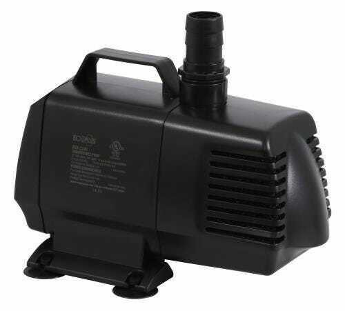 EcoPlus Eco 2245 Fixed Flow Submersible/Inline Pump 2166 GPH - 1