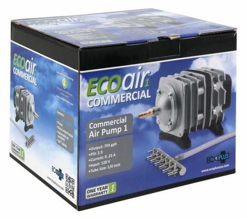 EcoPlus Commercial Air 1 - 18 Watt Single Outlet  793 GPH - 1