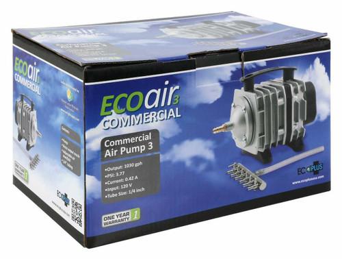 EcoPlus Commercial Air 3 - 35 Watt Single Outlet 1030 GPH - 1