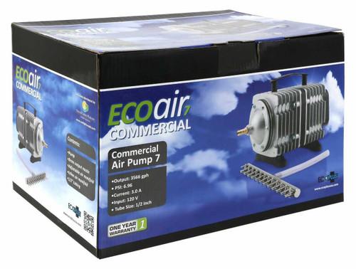 EcoPlus Commercial Air 7 - 200 Watt Single Outlet 3566 GPH - 1