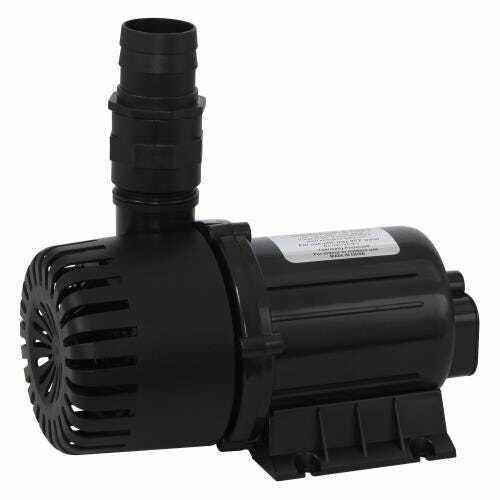EcoPlus Eco 4950 Fixed Flow Submersible/Inline Pump 4750 GPH - 1