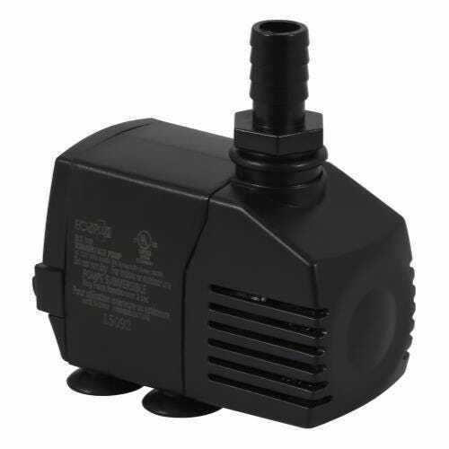 EcoPlus Eco 100 Fixed Flow Submersible Only Pump 100 GPH - 1