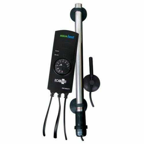 EcoPlus Aqua Heat Titanium Heater 200 Watt - 1