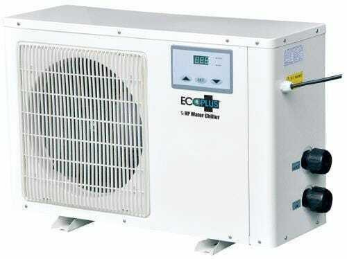 EcoPlus Commercial Grade Water Chiller 1/2 HP (Freight/In-Store Pickup Only) - 1