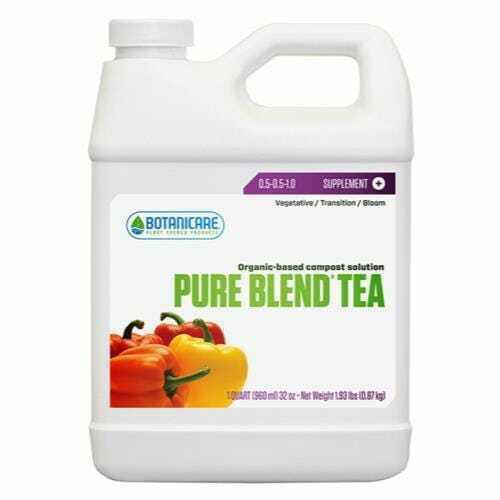Botanicare Pure Blend Tea Quart - 1