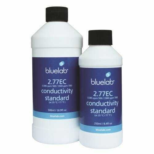 Bluelab 2.77EC Conductivity Solution 500 ml - 1