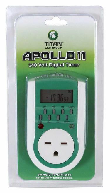 Titan Controls Apollo 11 - 240 Volt Digital Timer - 1