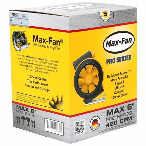 Can-Fan Max Fan Pro Series 6 in - 420 CFM - 1