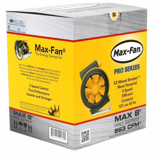 Can-Fan Max Fan Pro Series 8 in - 863 CFM - 1