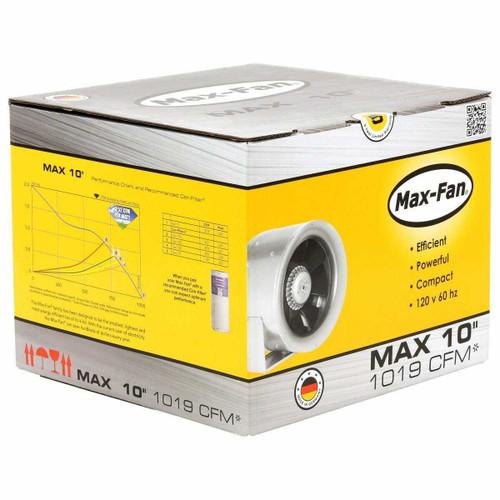 Can-Fan Max Fan 10 in 1019 CFM - 1