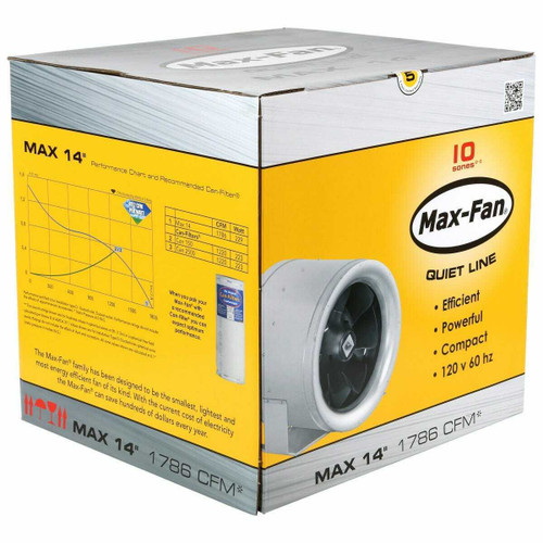 Can-Fan Max Fan 14 in 1700 CFM - 1