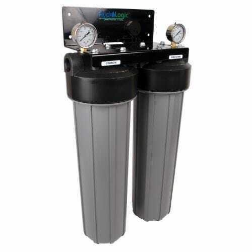 Hydro-Logic Big Boy w/ KDF85 Catalytic Carbon Filter - 1