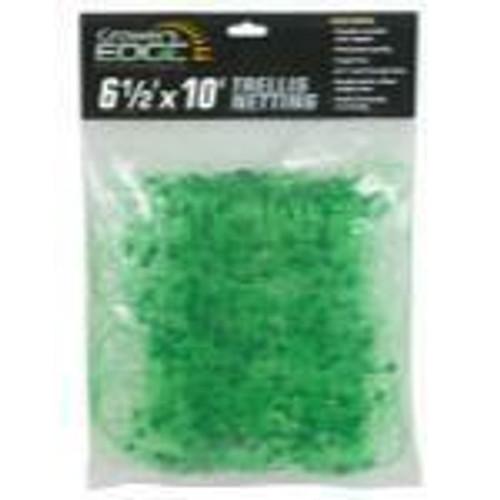 Grower's Edge Green Trellis Netting 6.5 ft x 10 ft - 1