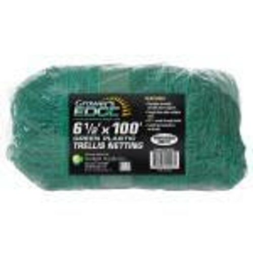 Grower's Edge Green Trellis Netting 6.5 ft x 100 ft (Must buy 8) - 1