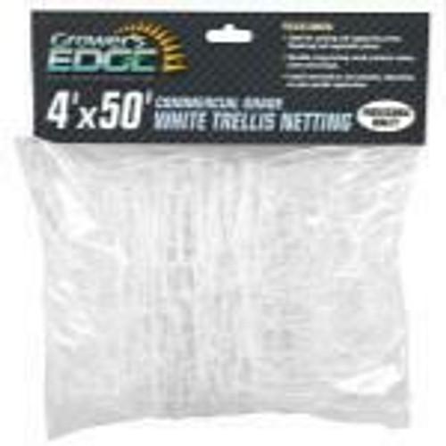 Grower's Edge Commercial Grade Trellis Netting 4 ft x 50 ft (Must buy 10) - 1