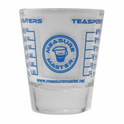 Measure Master Sure Shot Measuring Glass 1.5 oz - 1
