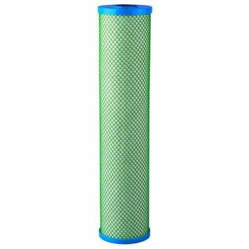 Hydro-Logic Big Boy - Carbon Filter - Green - Coconut - 1