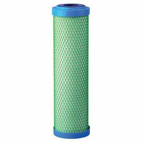Hydro-Logic Stealth RO/Small Boy Green - Coconut Carbon Filter - 1