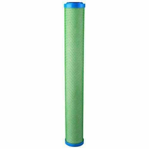 Hydro-Logic Tall Boy Green Coconut Carbon Filter - 1