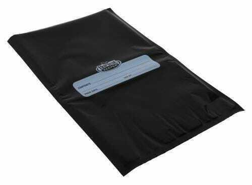Harvest Keeper Black / Black Precut Bags 11 in x 18 in (50/Pack) - 1