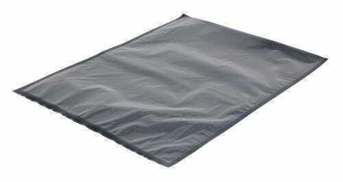 Harvest Keeper Black / Clear Precut Bags 15 in x 20 in (50/Pack) - 1