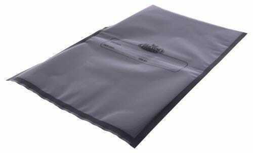 Harvest Keeper Black / Clear Precut Bags 11 in x 18 in (50/Pack) - 1