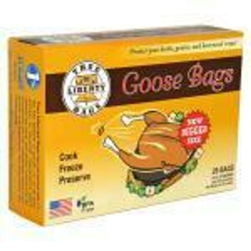 True Liberty Goose Bags 18 in x 24 in (25/Pack) - 1