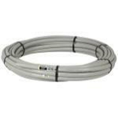 Netafim UV White / Black Polyethylene Tubing 3/4 in (.82 in ID x .94 in OD) - 100 ft - 1