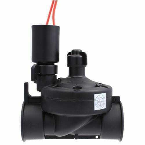 Hydro Flow / Netafim 3/4 in 24 VAC Series 80 Globe Valve w/ Flow Control 26 GPM Max Flow - 1